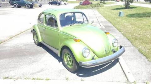 1977 Volkswagen Beetle for sale at Classic Car Deals in Cadillac MI