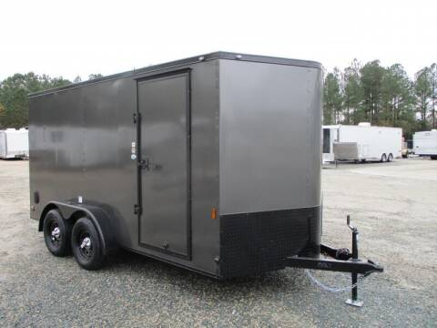 2021 Continental Cargo SUNSHINE 7 X 14 VNOSE CHARCOAL for sale at Vehicle Network - HGR'S Truck and Trailer in Hope Mill NC
