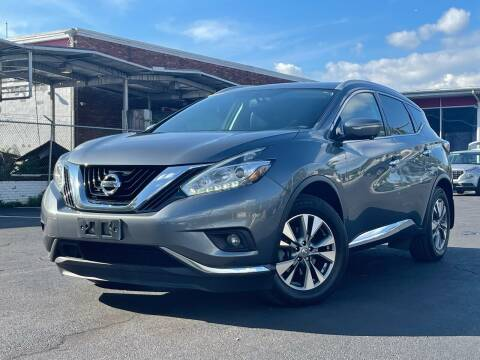 2015 Nissan Murano for sale at MAGIC AUTO SALES in Little Ferry NJ