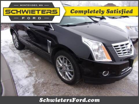 2014 Cadillac SRX for sale at Schwieters Ford of Montevideo in Montevideo MN