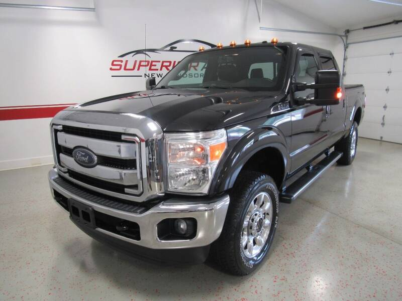 2015 Ford F-250 Super Duty for sale at Superior Auto Sales in New Windsor NY