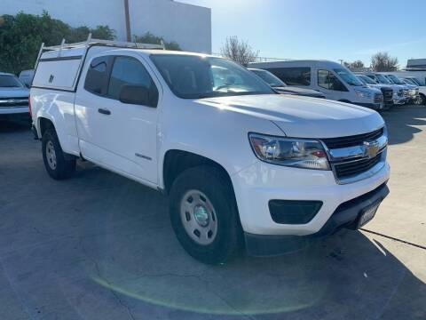 2016 Chevrolet Colorado for sale at Best Buy Quality Cars in Bellflower CA