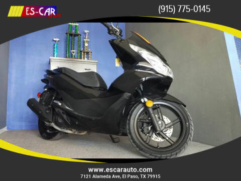 2015 Honda PCX150 for sale at Escar Auto in El Paso TX