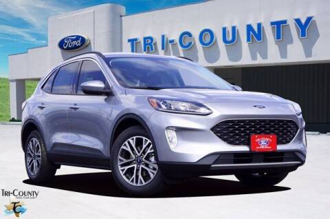 2021 Ford Escape for sale at TRI-COUNTY FORD in Mabank TX