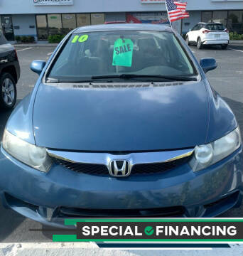 2010 Honda Civic for sale at K&N Auto Sales in Tampa FL