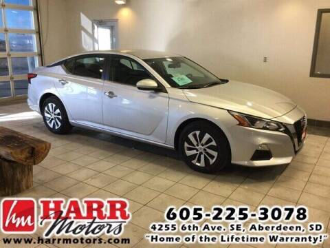 2020 Nissan Altima for sale at Harr's Redfield Ford in Redfield SD