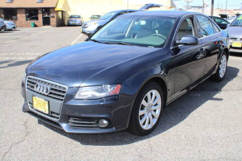 2012 Audi A4 for sale at Lodi Auto Mart in Lodi NJ