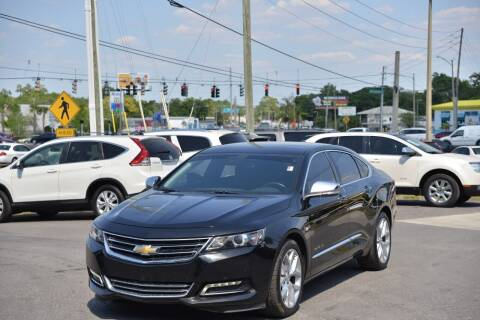 2017 Chevrolet Impala for sale at Motor Car Concepts II - Kirkman Location in Orlando FL