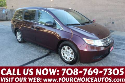 2011 Honda Odyssey for sale at Your Choice Autos in Posen IL
