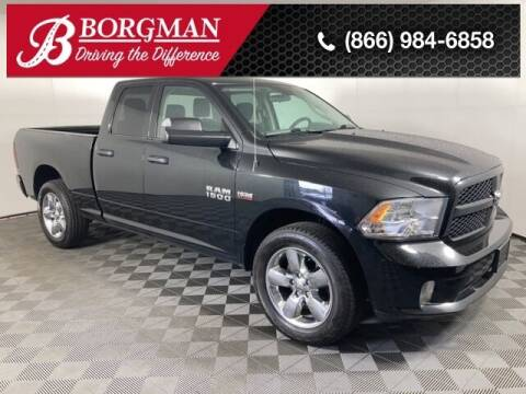 2018 RAM Ram Pickup 1500 for sale at BORGMAN OF HOLLAND LLC in Holland MI