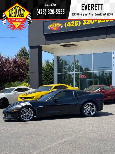 2010 Chevrolet Corvette for sale in Edmonds, WA