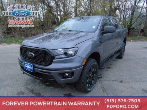 2021 Ford Ranger for sale at Fort Dodge Ford Lincoln Toyota in Fort Dodge IA