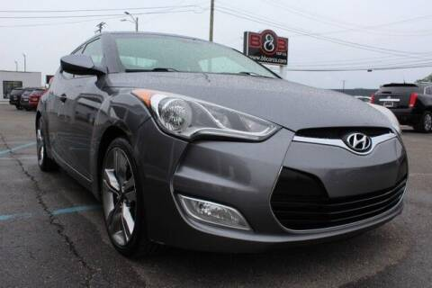 2013 Hyundai Veloster for sale at B & B Car Co Inc. in Clinton Twp MI