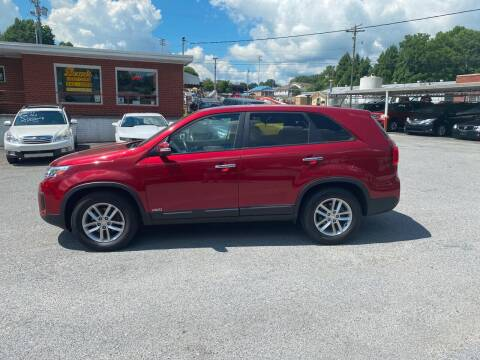 2014 Kia Sorento for sale at Lewis Used Cars in Elizabethton TN