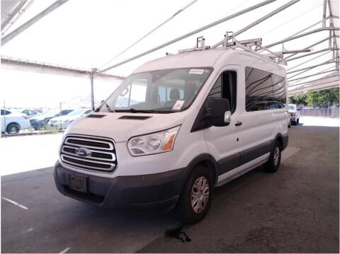 2016 Ford Transit Passenger for sale at Dealers Choice Inc in Farmersville CA