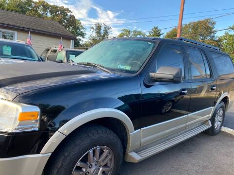 2009 Ford Expedition EL for sale at Primary Motors Inc in Commack NY