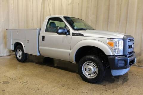 2012 Ford F-250 Super Duty for sale at Autoland Outlets Of Byron in Byron IL