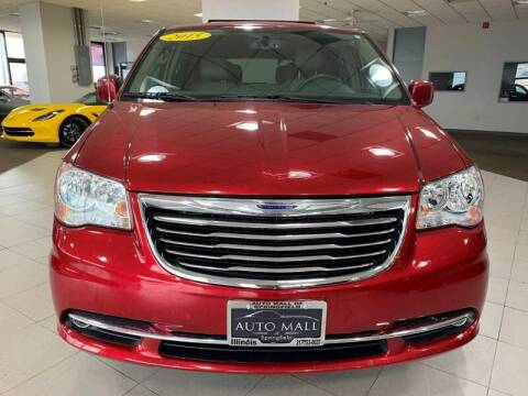 2015 Chrysler Town and Country for sale at Cj king of car loans/JJ's Best Auto Sales in Troy MI