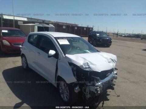 2020 Chevrolet Spark for sale at STS Automotive in Denver CO
