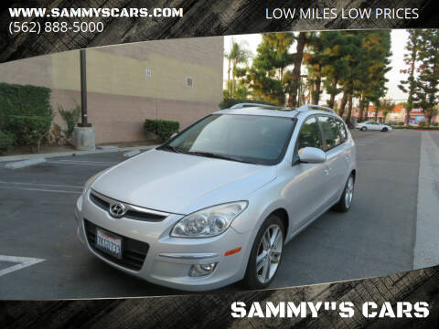 "2011 Hyundai Elantra Touring for sale at SAMMY""S CARS in Bellflower CA"