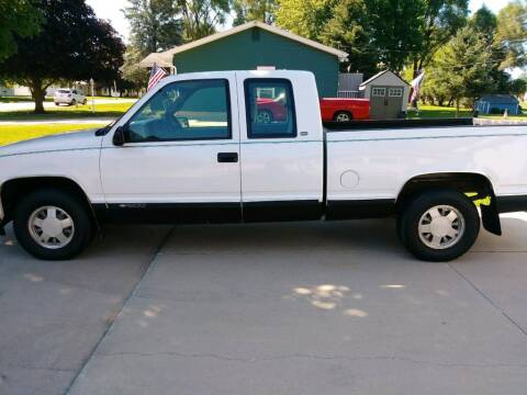 1997 Chevrolet C/K 1500 Series for sale at Hines Auto Sales in Marlette MI