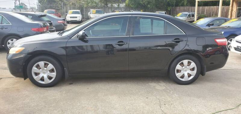 2009 Toyota Camry for sale at Tims Auto Sales in Rocky Mount NC