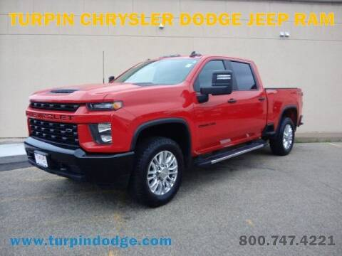 2020 Chevrolet Silverado 2500HD for sale at Turpin Dodge Chrysler Jeep Ram in Dubuque IA
