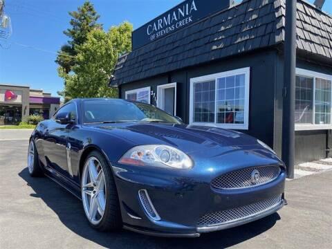 2010 Jaguar XK for sale at Carmania of Stevens Creek in San Jose CA