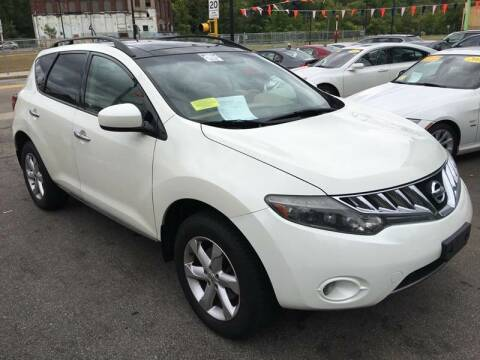2009 Nissan Murano for sale at Polonia Auto Sales and Service in Hyde Park MA