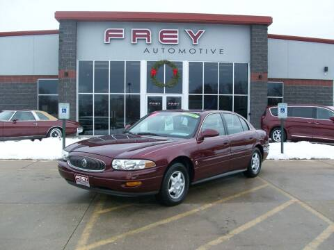 2001 Buick LeSabre for sale at Frey Automotive in Muskego WI