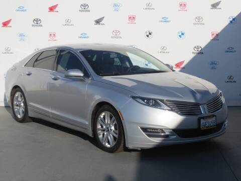 2016 Lincoln MKZ Hybrid for sale at Cars Unlimited of Santa Ana in Santa Ana CA