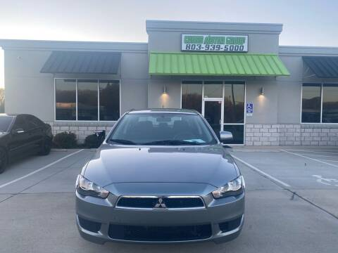 2013 Mitsubishi Lancer for sale at Cross Motor Group in Rock Hill SC