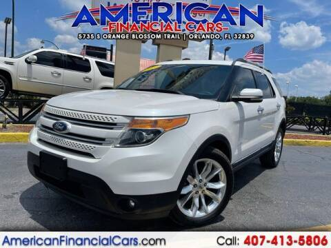 2011 Ford Explorer for sale at American Financial Cars in Orlando FL