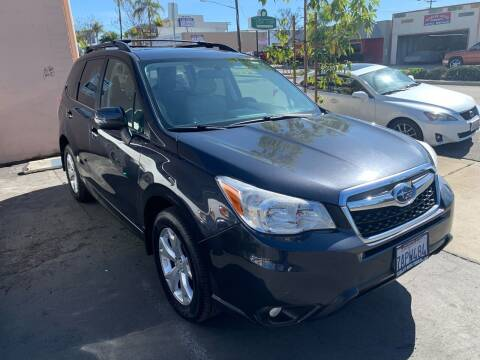 2014 Subaru Forester for sale at ALLMAN AUTO SALES in San Diego CA