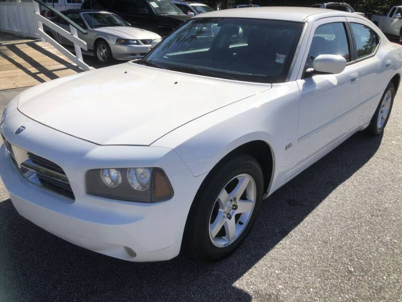 2010 Dodge Charger for sale at Auto Cars in Murrells Inlet SC