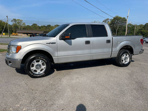2012 Ford F-150 for sale at Adairsville Auto Mart in Plainville GA