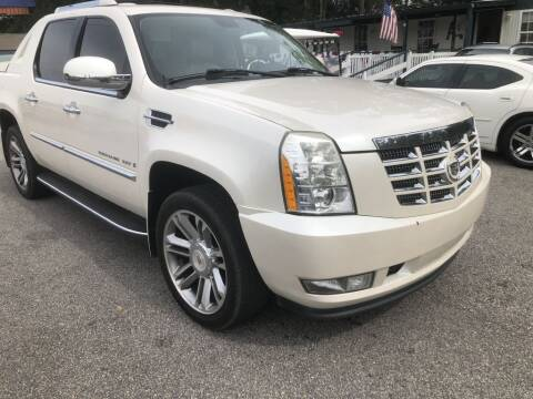2008 Cadillac Escalade EXT for sale at Auto Cars in Murrells Inlet SC