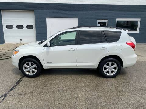 2007 Toyota RAV4 for sale at Eagle Auto LLC in Green Bay WI