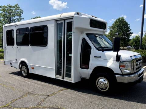 2011 Ford E-450 for sale at Major Vehicle Exchange in Westbury NY