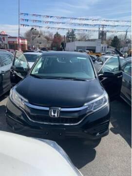 2016 Honda CR-V for sale at Bay Motors Inc in Baltimore MD