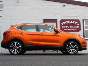 2017 Nissan Rogue Sport for sale at Brubakers Auto Sales in Myerstown PA