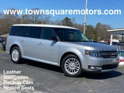 2013 Ford Flex for sale at Town Square Motors in Lawrenceville GA