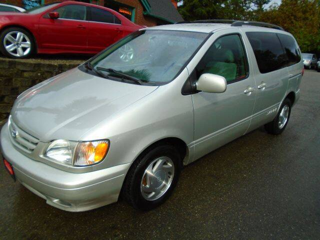 2002 Toyota Sienna for sale at Carsmart in Seattle WA