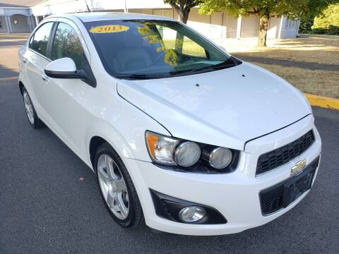 2013 Chevrolet Sonic for sale at Low Price Auto and Truck Sales, LLC in Brooks OR