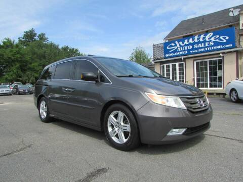 2013 Honda Odyssey for sale at Shuttles Auto Sales LLC in Hooksett NH