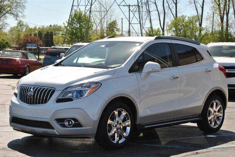 2015 Buick Encore for sale in Flushing, MI