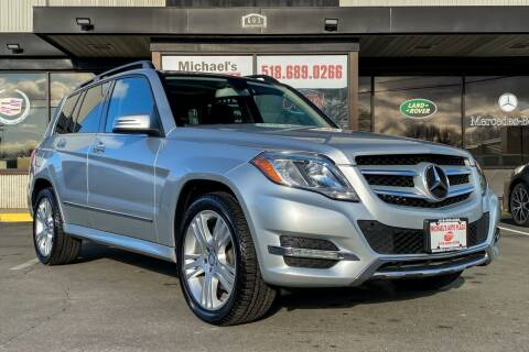 2014 Mercedes-Benz GLK for sale at Michaels Auto Plaza in East Greenbush NY