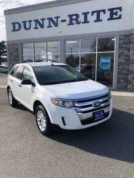 2014 Ford Edge for sale at Dunn-Rite Auto Group in Kilmarnock VA