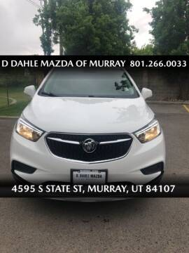 2017 Buick Encore for sale at D DAHLE MAZDA OF MURRAY in Salt Lake City UT