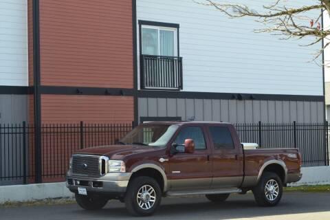 2007 Ford F-250 Super Duty for sale at Skyline Motors Auto Sales in Tacoma WA